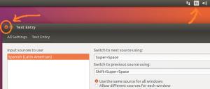 Ahora ubuntu ya esta en español