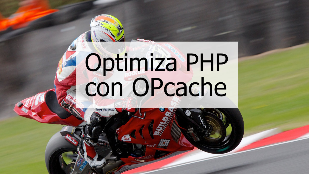 opcache optimizar php